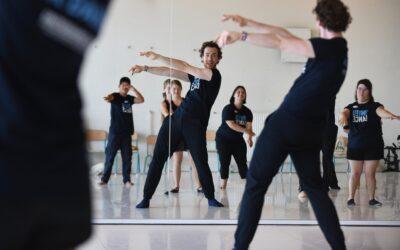 Boris Richir, la passion de la dance adaptée