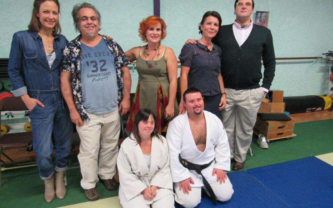 Bastien Ritter, une vie de judo