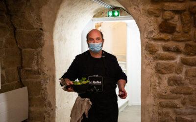 Fabrice Bloch, chef pâtissier et plus encore au Reflet Paris