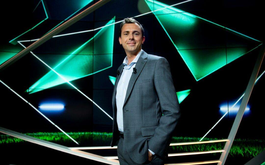 Florian Genton, faire bouger l'Euro de foot à la TV